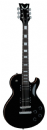 Dean Thoroughbred Maple Top Classic Black